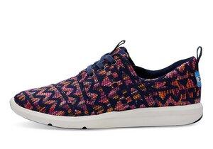 Fuchsia Colorful Del Rey Sneaker - Toms