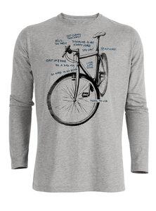 Bike Scratch - Riffle - Langarmshirt - GreenBomb