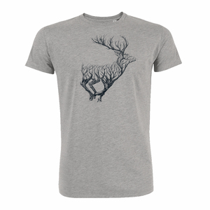 Animal Deer Timber - Guide - T-Shirt - GreenBomb