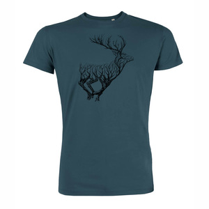 Animal Deer Timber - Guide - T-Shirt - GreenBomb