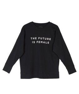 The Future Is Female - thinking mu