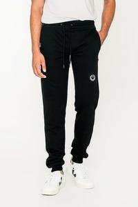 MARKED / Black Trousers Men (fair & organic) - Rotholz