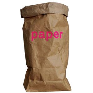 Altpapiersack aus Papier - Kolor