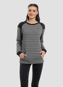 WOR-4106 DAMEN SWEATSHIRT - ORGANICATION