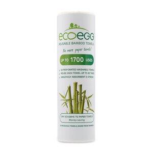 Allzweckreiniger + Bambus Wischtücher - ecoegg