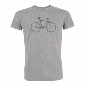Bike Script - Guide - T-Shirt - GreenBomb