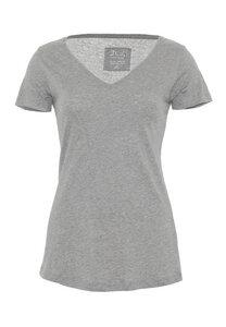T-Shirt V-Ausschnitt aus Biobaumwolle: ALLY - Daily's by DNB