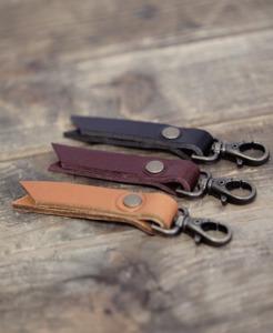 pikfine Eco Leder Schlüsselanhänger // 3 Farben - pikfine