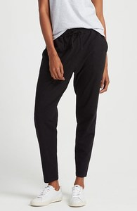 Sasha Trousers Black - People Tree