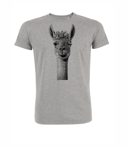 Lama- Guide - T-Shirt - GreenBomb