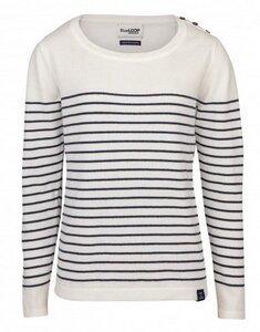 Perfect Breton Sweater  - Blue LOOP Originals