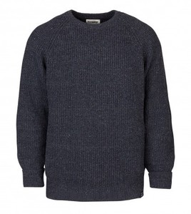 Men's Essential Everyday Sweater  - Blue LOOP Originals