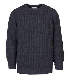 Men's Essential Everyday Sweater  - Blue LOOP Originals