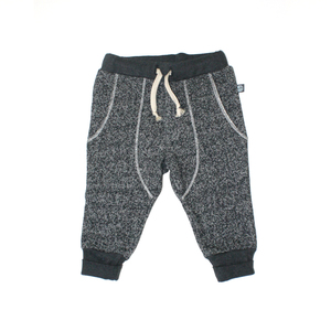 Salt and Pepper Baggy Pants - Pünktchen Komma Strich