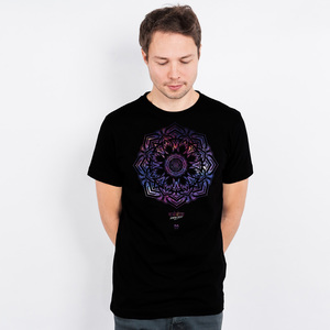 Jase34 – Karma Yoga - Mens Low Carbon Organic Cotton T-Shirt - Nikkifaktur