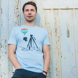 Robert Richter – Supersize Cam Attraction - T-Shirt - Nikkifaktur