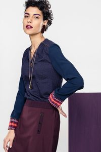 Top Anna aus Baumwolle - ME&MAY