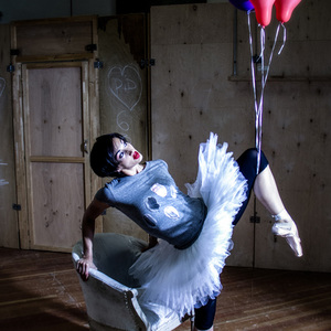 miinuc – Ballons - Ladies T-Shirt - Nikkifaktur