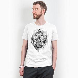 Jase34 – Seul contre tous - Mens Low Carbon Organic Cotton T-Shirt - Nikkifaktur