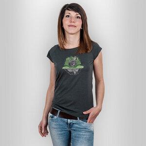 Robert Richter – Behind the Scenes - Ladies Organic Bamboo T-Shirt - Nikkifaktur