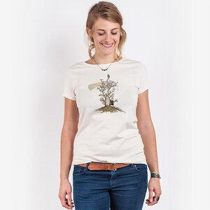 Robert Richter – Natural Light - Ladies Organic Cotton T-Shirt - Nikkifaktur