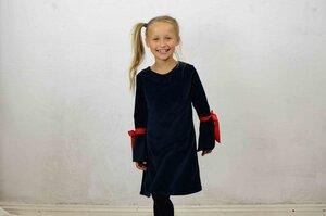 Nachtblaues Nicki Kleid Lina kids - ManduTrap