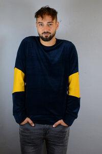 Nicki Sweater in Nachtblau - ManduTrap
