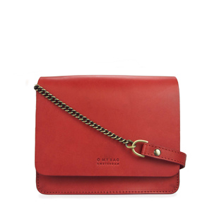Audrey Mini - Eco-Classic Red - O MY BAG