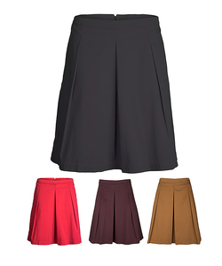 Alma & Lovis Satin Skirt  - Alma & Lovis
