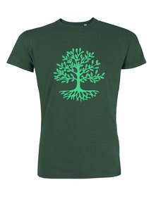 yoga108 Men Charity Tree-Shirt - yoga108