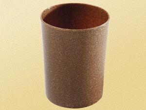 Zahnputzbecher aus Flüssigholz - Saling Naturprodukte