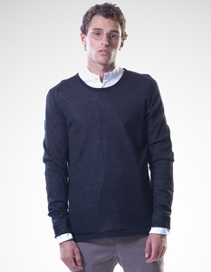 Adam Knit 2/ 0002 Bio-Wolle / Minimal - Re-Bello