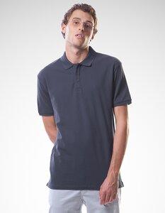 Denis Polo T-Shirt/ 0072 Bio-Baumwolle / Minimal - Re-Bello