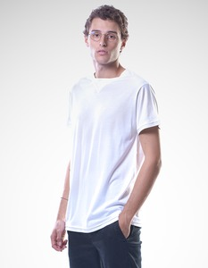 Damir T-Shirt/ 0001 Bambus & Bio-Baumwolle / Minimal - Re-Bello