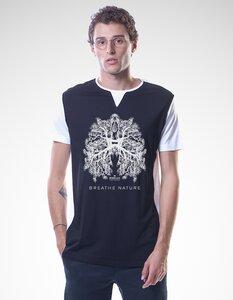 Alberto T-Shirt/ 0201 Bambus & Bio-Baumwolle/ POL - Re-Bello