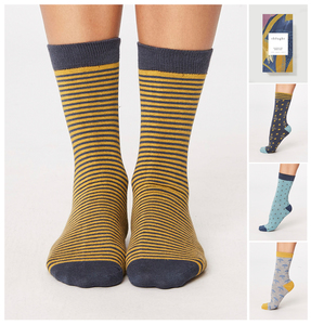GIFT BOX STORM SOCKS  - Thought | Braintree