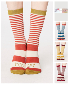 GIFT BOX WEEK DAY SOCKS - Thought | Braintree