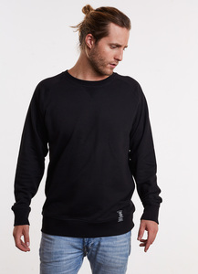 Elements Sweater BLACK - merijula