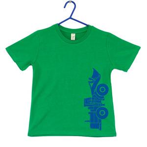 'Radlader 02' T-Shirt Fair & Organic - shop handgedruckt