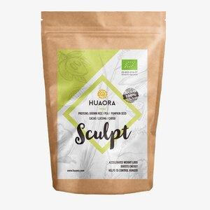 Protein aus braunem Reis, Erbsen und Kürbiskernen - Huaora