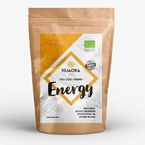 Huaora Energy - Maca, Zimt, Kakao - Huaora