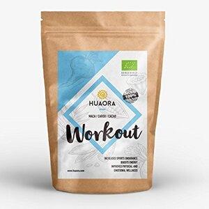 Huaora Workout - Maca, Kakao, Johannisbrot  - Huaora