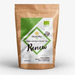 Huaora Renew - Camu Camu, Johannisbrot, Zimt, Kakao - Huaora