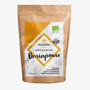 Huaora Brainpower - Amaranth, Gelée Royale, Kakao  - Huaora
