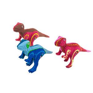 Tierfigur Tyrannosaurus aus Flipflops  - Ocean Sole