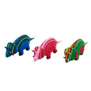 Tierfigur 'Triceratops' -  aus FlipFlop - Größe: S - Ocean Sole