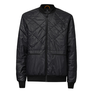 ThokkThokk TT2004 Light Kapok Blouson Man Black PETA-Approved Vegan - THOKKTHOKK