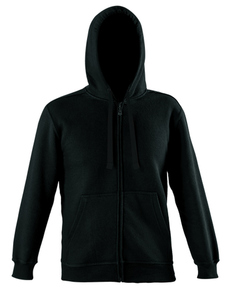 Kapuzenjacke - Zip Through Hooded Sweatjacke Zoodie - Starworld
