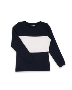 Sweater Waffler schwarz - Degree Clothing