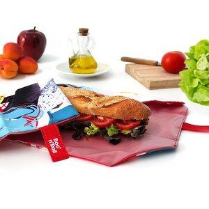Umweltfreundliche Sandwich Tasche Skate - Roll´eat